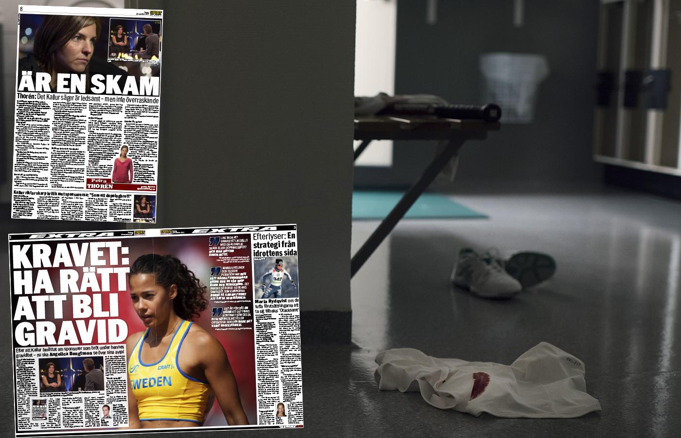 #mensendå. menstruationens påverkan på dagsformen för idrottare. mens